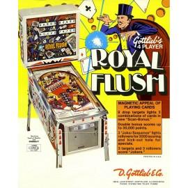 Kit décors  Royal Flush