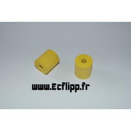 Rubber bumper jaune Williams 23-6770