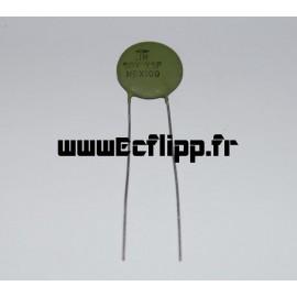 Condansateur céramique 0.1µF 50v