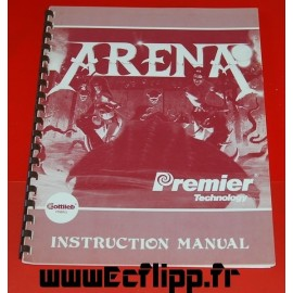 Manuel instructions Arena