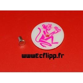 Plastique de cible Pink Panther ref 20522