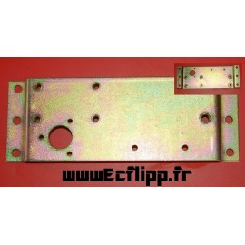 Base support flipper gauche D E 515-5077-2