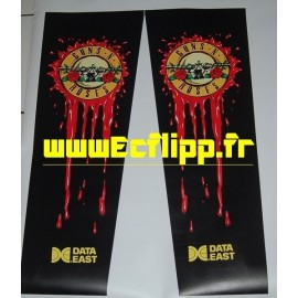 Decal head Guns N' Roses