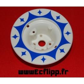 Corps de bumper GTB diamond bleu