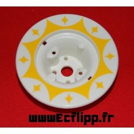 Corps de bumper GTB Diamond jaune