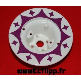 Corps de bumper GTB Diamond violet