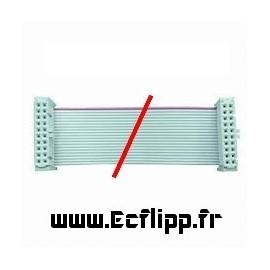 Ribbon 20 pins 17cm pour gtb sys3