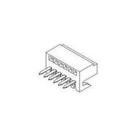 Receptacle femelle 7p PCB 0.100