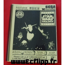 Manuels d'instruction  Star Wars Trilogy