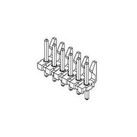 Connecteur Mâle Molex 24 pins