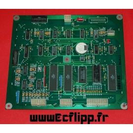 Carte Gottlieb  PCB control