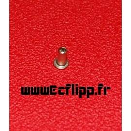 Petit rivet diamètre 2.5mm set de 10pièces