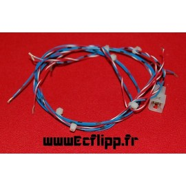 Connecteur NGG step flasher right cable