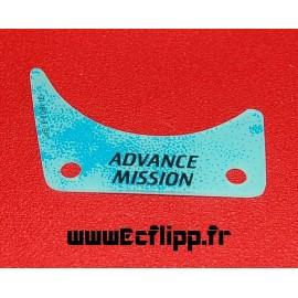 Décor Star Trek TNG plastic 4 Advance