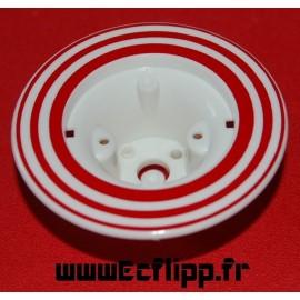 Corps de bumper GTB cercles rouges