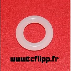"""3/4""""  silicone transparent"""