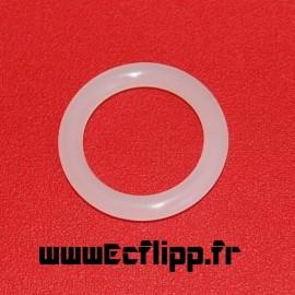 """1-1/4""""  silicone transparent"""