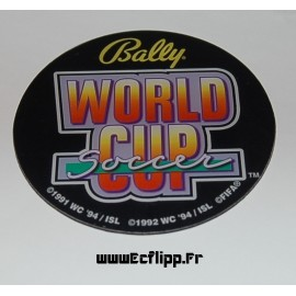 Promo plastic World Cup Soccer 94
