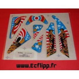 Kit décors Spirit of 76