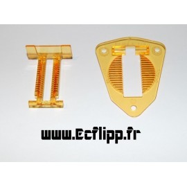 Ejecteur GTB complet ambre