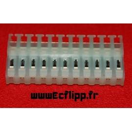 """Connecteur .156"""" IDC 11 pins"""