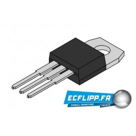 2n6043 transistor for Gottlieb driver board