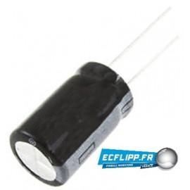 Condensateur 330uF 16v