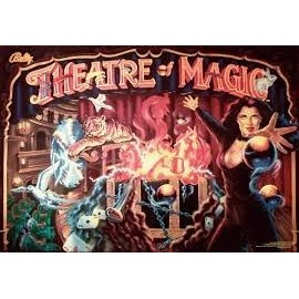 Translite Theatre of Magic ( TOM  Bally 1995 )
