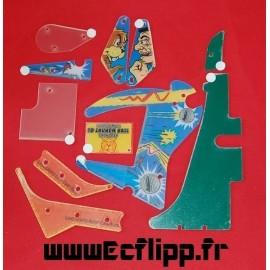 Kit décors No Good Gofers partiel (13p)