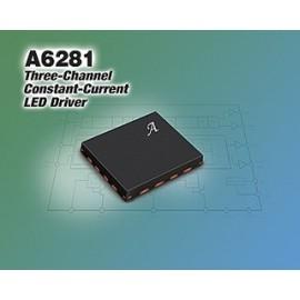 A6281 ( RGB Led  Driver WOZ JJP )