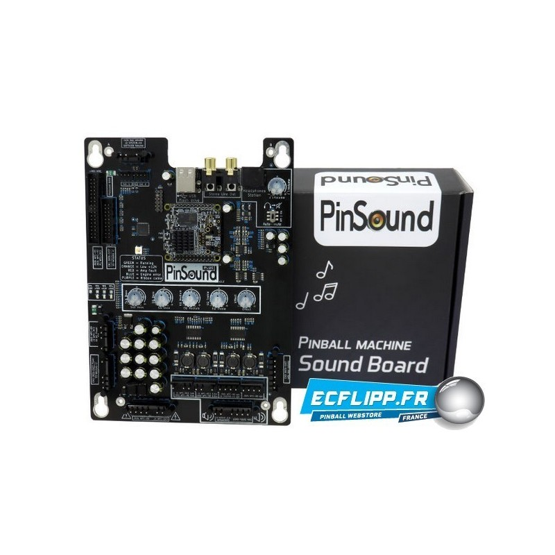 "Carte son "" Pinsound +  """