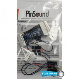 Pinsound : Data-East power booster