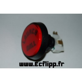 "Bouton "" Launch ball "" rouge"