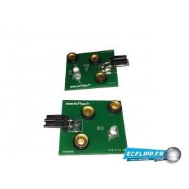 opto set  boards STERN / SEGA 502-5008