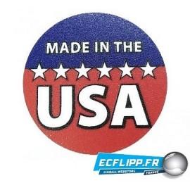 "Sticker "" Made in USA """