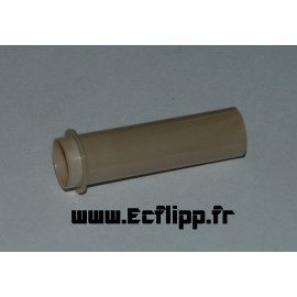 Fourreau collerette 44mm/3mm