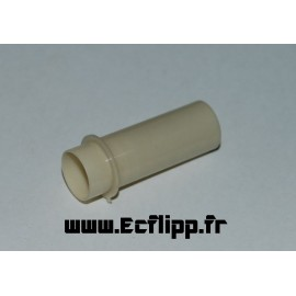 Fourreau collerette 32mm/6.5mm