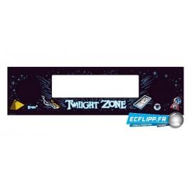 Plastique speaker panel Twilight Zone