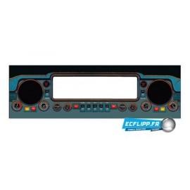 Speaker panel Getaway : the high speed II