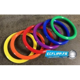 """2""""  Silicone ring Color"""