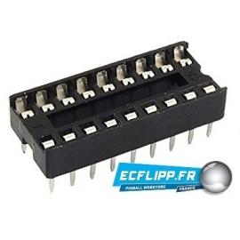 IC socket 18 pins