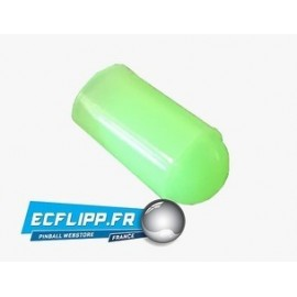 Ball shooter rubber silicone green