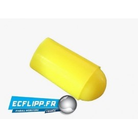 Ball shooter rubber silicone yellow