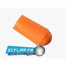 Ball shooter rubber silicone orange