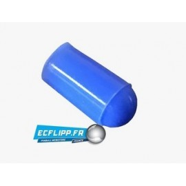 Ball shooter rubber silicone blue