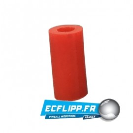 "1-1/16"" silicone Red sleeve"