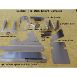 Cliffy's Batman the Dark Knight set