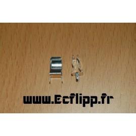 Support de fusible pour circuit imprimé