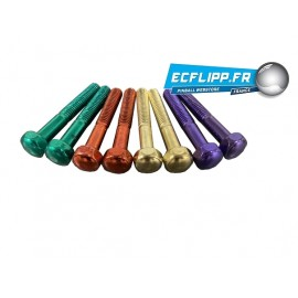 8 colorful leg bolt for pinball