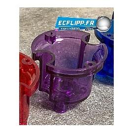 copy of Body bumper translucent purple Bally/Williams